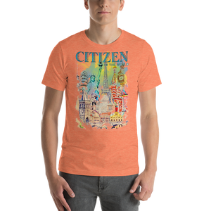 Short-Sleeve Unisex T-Shirt - COTW-3