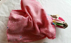 little girl bag sewing tutorial