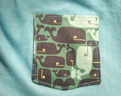 Easy pockets for kids sewing tutorial learn to sew