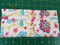 Cute card and coin purse sewing tutorial on Lorelei Jayne