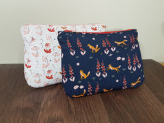 Anne Pouch Sewing FREE tutorial