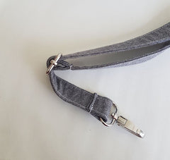 Add a slider to the bag strap