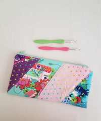 Paper pieced pouch tutorial