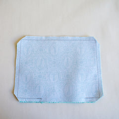 Phone Pocket sewing tutorial