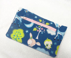 Add a Zipper pocket to a purse or bag sewing tutorial