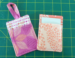 Gift card Pouch Sewing Tutorial