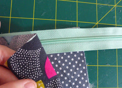 Easy Quick pouch sewing pattern
