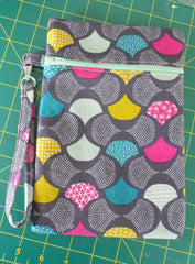 Easy pouch sewing tutorial on lorelei jayne