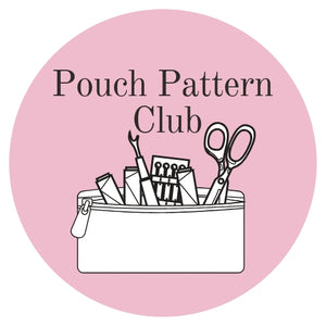Pouch Pattern Club by lorelei jayne