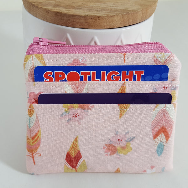 Cute Card and Coin Purse Pattern Pieces  Pattern Pieces free sewing patterns - Lorelei Jayne