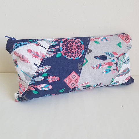 Paper Piece Pencil Case Sewing Pattern Piece  Pattern Pieces free sewing patterns - Lorelei Jayne