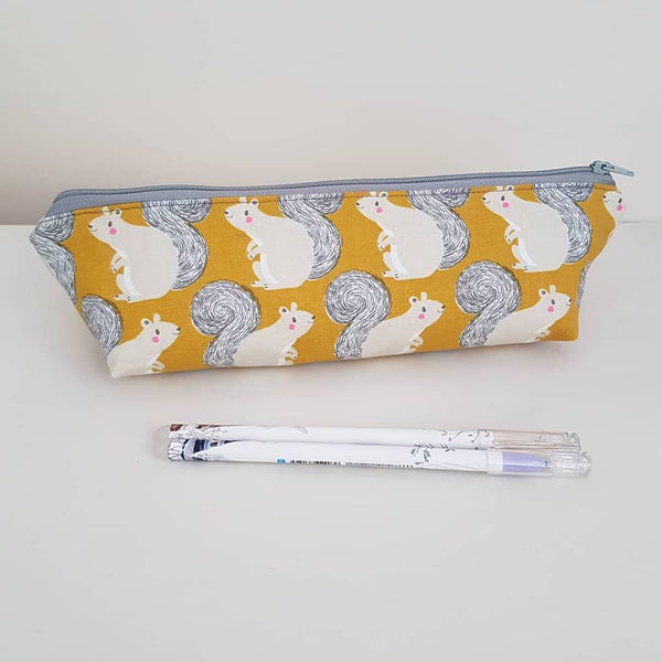 Triangle Pencil case Sewing Pattern Piece  Pattern Pieces free sewing patterns - Lorelei Jayne