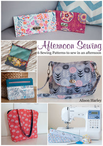 Afternoon Sewing Ebook  PDF Pattern free sewing patterns - Lorelei Jayne
