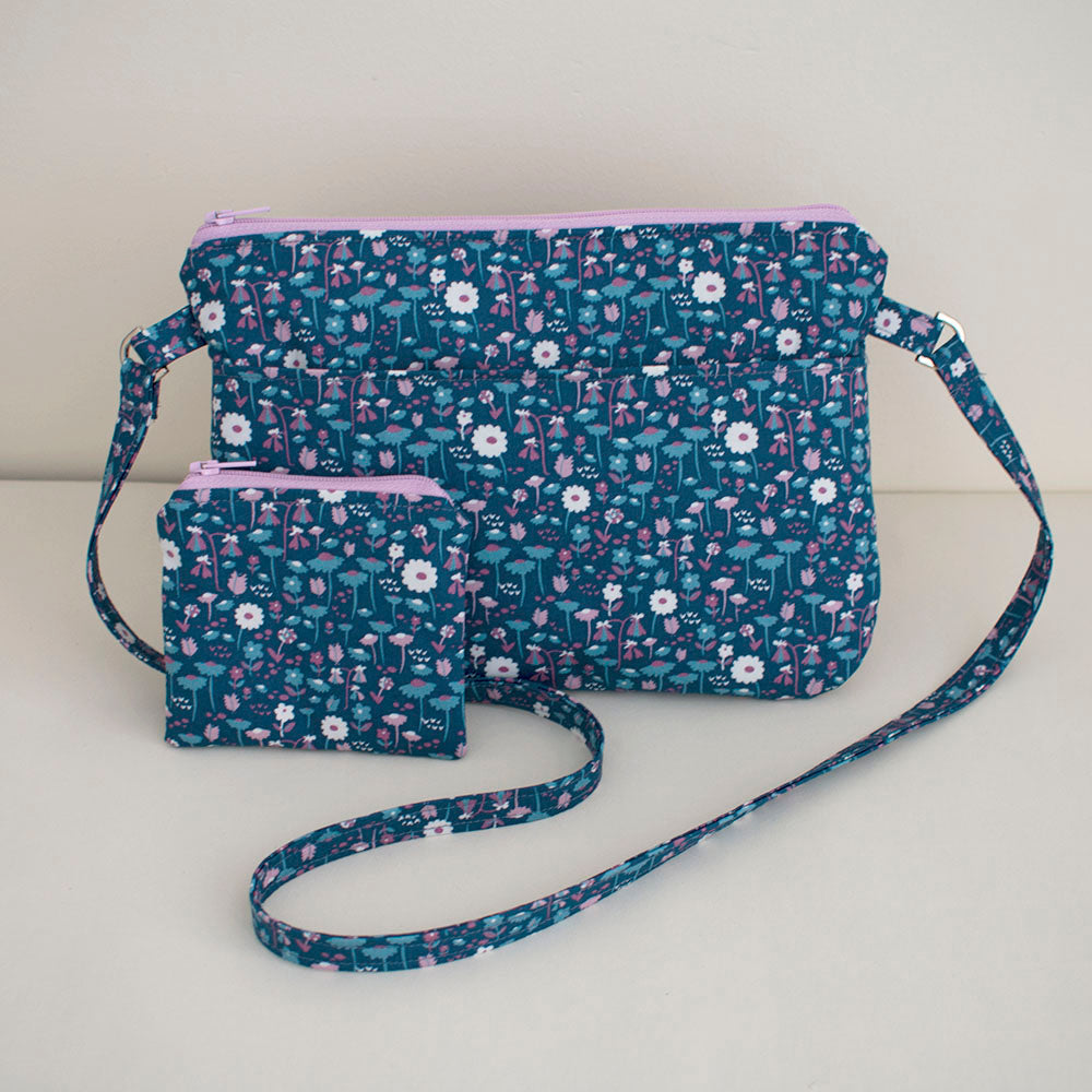 Anne Pouch Pattern Pieces  Pattern Pieces free sewing patterns - Lorelei Jayne