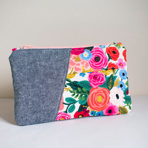 June Pouch PDF Sewing Pattern  PDF Pattern free sewing patterns - Lorelei Jayne