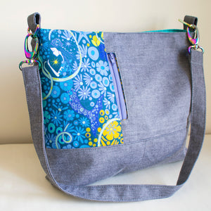 Lianna Bag PDF Sewing Pattern  PDF Pattern free sewing patterns - Lorelei Jayne