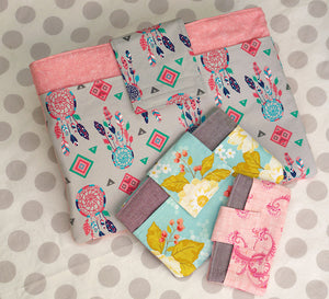 Tech Pouch, 5 sizes in 1 PDF Sewing Pattern  PDF Pattern free sewing patterns - Lorelei Jayne