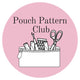 Pouch Pattern Club 2020  Pattern Club free sewing patterns - Lorelei Jayne
