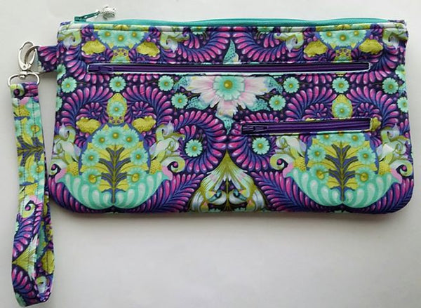 The Dana Bag and Wristlet PDF Sewing Pattern  PDF Pattern free sewing patterns - Lorelei Jayne