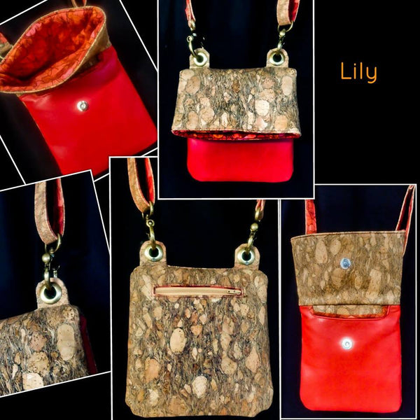 Lily Bag PDF Sewing Pattern  PDF Pattern free sewing patterns - Lorelei Jayne