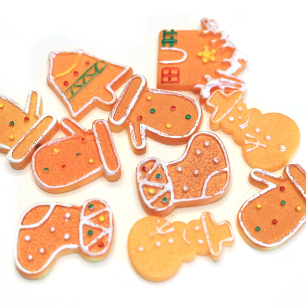 Gingerbread Cookies Charm