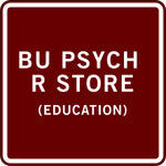 BOSTON U PSYCH R STORE