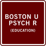 BOSTON U PSYCH R