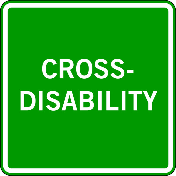 CROSS-DISABILITY