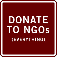DONATE TO MH NGOs