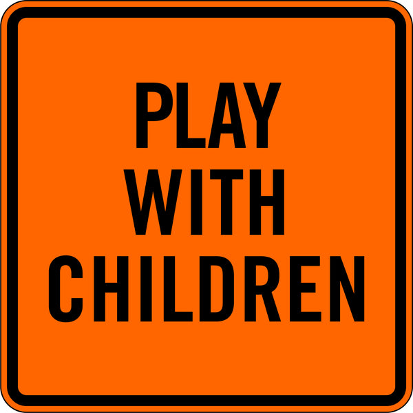PLAY WITH CHILDREN