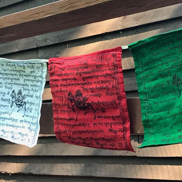 PRAYER FLAGS II