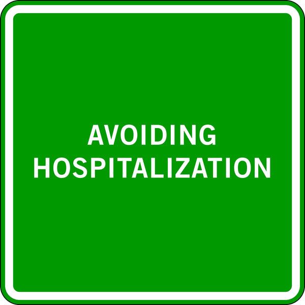 AVOIDING HOSPITALIZATION