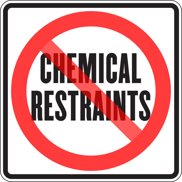 CHEMICAL RESTRAINTS