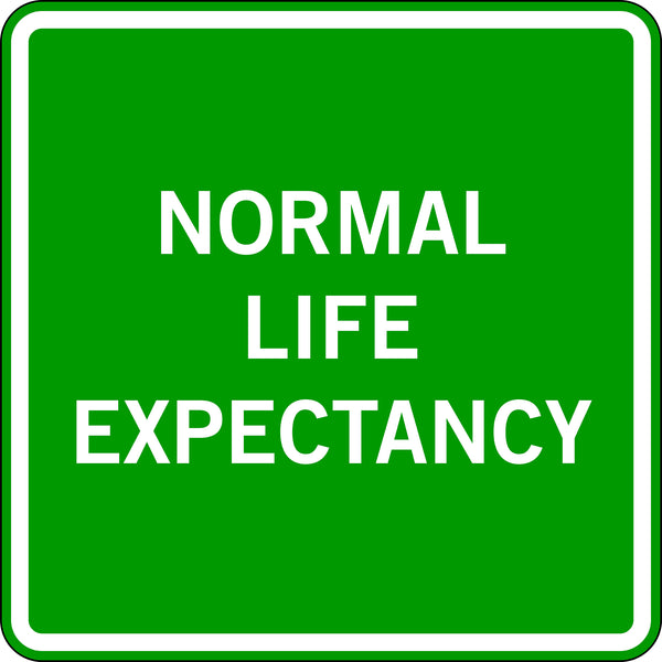 NORMAL LIFE EXPECTANCY