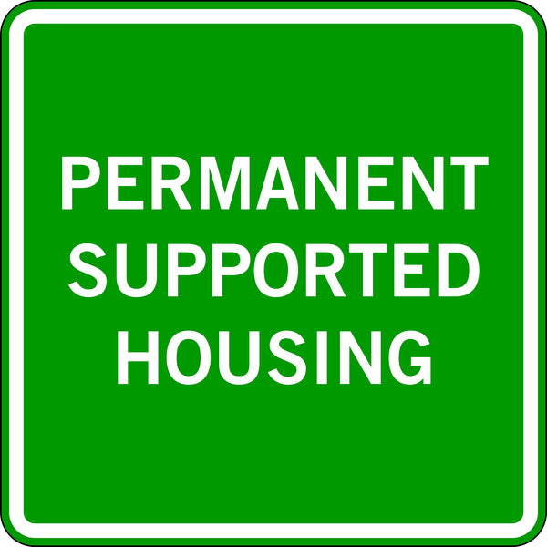 PERMANENT SUPPORTED HOUSING