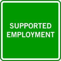 SUPPORTED EMPLOYMENT