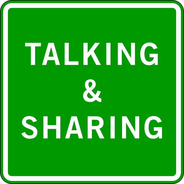 TALKING & SHARING