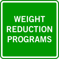 WEIGHT REDUCTION PROGRAMS
