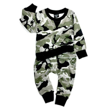 Load image into Gallery viewer, Little Bipsy Camo Pullover