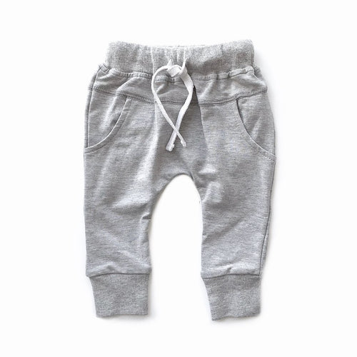 Little Bipsy Grey Joggers