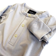 Load image into Gallery viewer, Little Bipsy Baby Gown - Grey