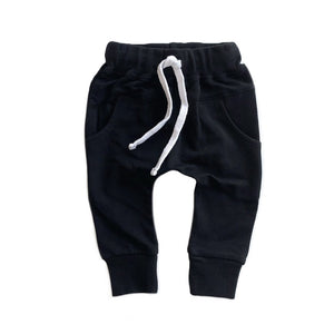 Little Bipsy Black Joggers