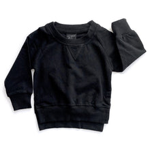 Load image into Gallery viewer, Little Bipsy Black Pullover