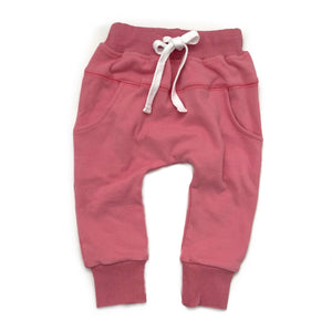 Little Bipsy Joggers - Watermelon Pink
