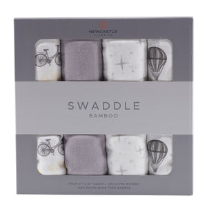 Traveler Swaddle 4-Pack