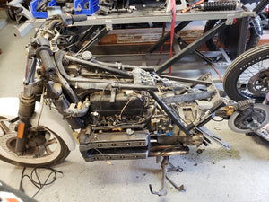BMW Frame Modifications