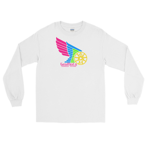 Radical GeoMoto Wing- The Tejota longsleeve Tee