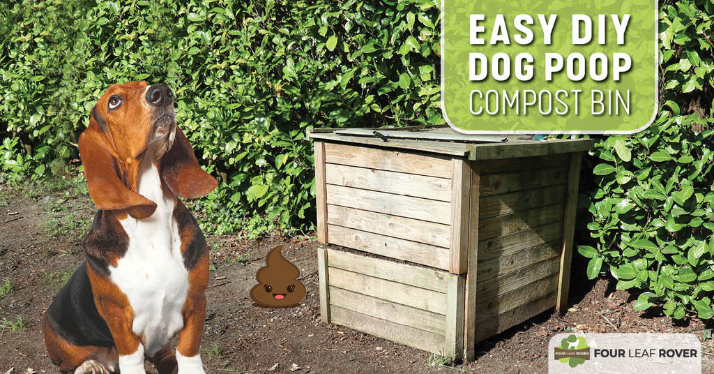 How To Build A Dog Poop Composter