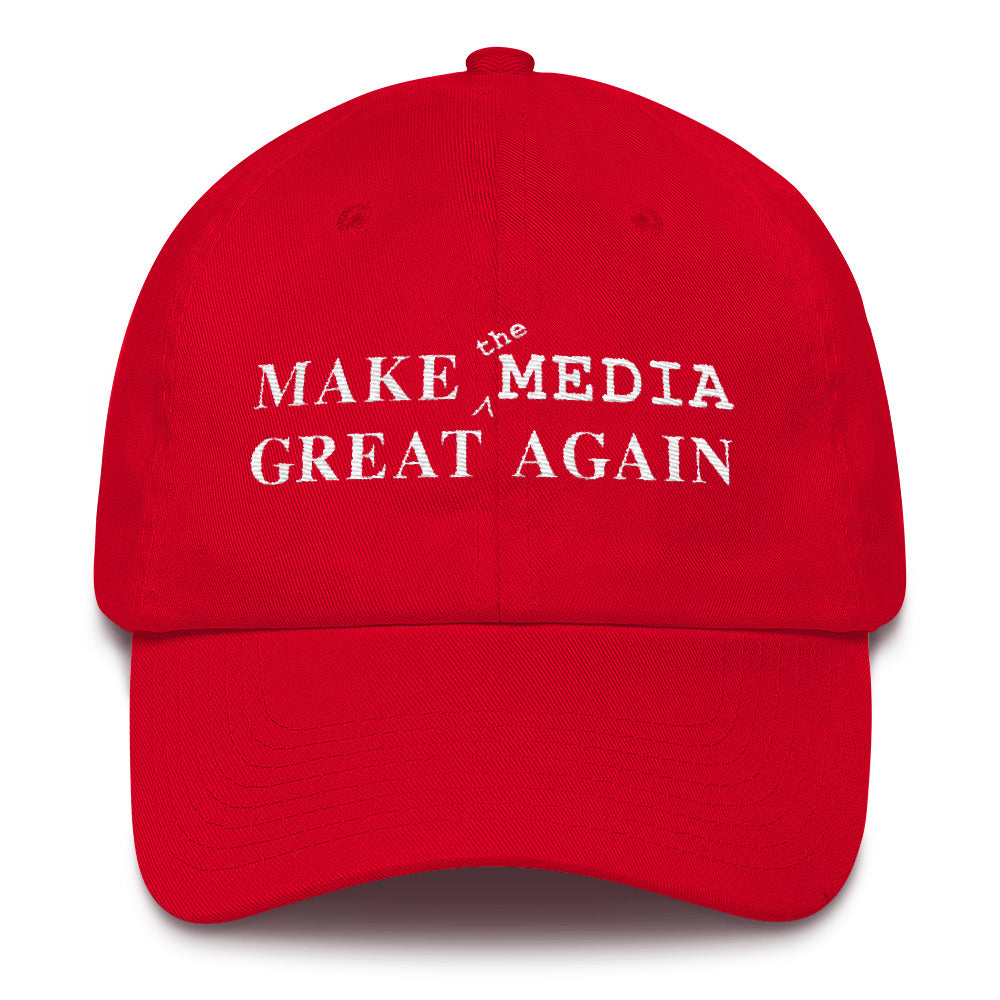 Make the Media Great Again - Patriot