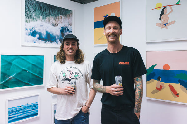 Good Company Exhibition | Brought to you by Thanks Store + Corona NZ